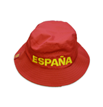 2016-2017 Spain Adidas Reversible Bucket Hat (Red)