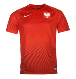 2016-2017 Poland Away Nike Football Shirt