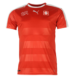 2016-2017 Switzerland Home Puma Football Shirt (Kids)