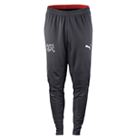 2016-2017 Switzerland Puma Training Pants (Black)