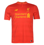 2016-2017 Liverpool Home Football Shirt (Kids)