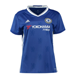 2016-2017 Chelsea Adidas Womens Home Shirt