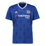 2016-2017 Chelsea Adidas Home Football Shirt (Kids)