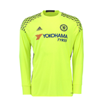 2016-2017 Chelsea Adidas Home Goalkeeper Shirt