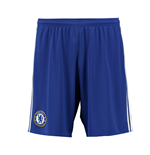 2016-2017 Chelsea Adidas Home Shorts (Blue)