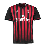 2016-2017 AC Milan Adidas Home Shirt (Kids)