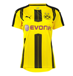 2016-2017 Borussia Dortmund Home Ladies Puma Shirt