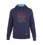 2016-2017 England Rugby OTH Hooded Top (Peacot) - Kids