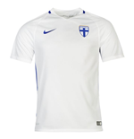 2016-2017 Finland Home Nike Football Shirt