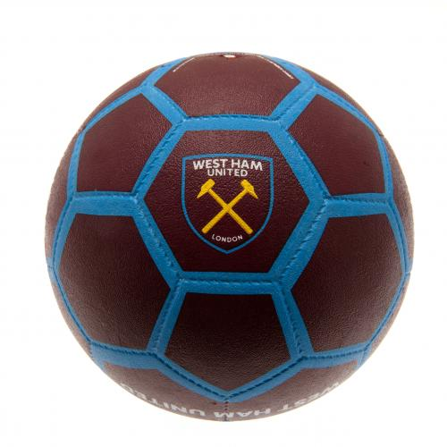 West Ham United F.C. All Surface Rubber Football