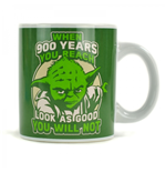 Star Wars Mug When 900 Years