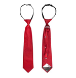 Red Flask Tie