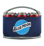 BLUE MOON 6 Pack Cooler