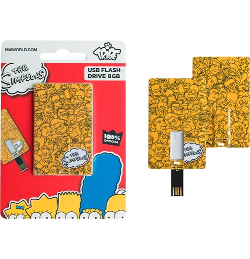 The Simpsons Memory Stick 212819