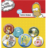 The Simpsons Pin 212820