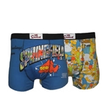 Cookie Monster 2 Pack Boxer Short set