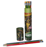 Madagascar Pencil Tube Set