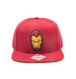 Captain America Civil War Snap Back Baseball Cap Iron Man