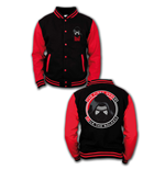 Star Wars Episode VII Baseball Varsity Jacket First Order Rule The Galaxy