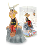 Asterix Bust Bank Asterix On The Rock 20 cm