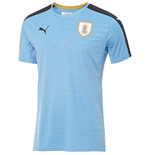 2016-2017 Uruguay Home Puma Football Shirt (Kids)