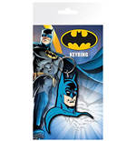 Batman Keychain - Face