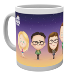 Big Bang Theory Mug - Characters