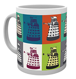 Doctor Who Mug - Pop Art