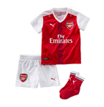 2016-2017 Arsenal Home Baby Kit