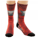 Captain America Civil War Iron Man Socks