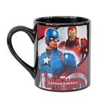 Captain America Civil War Mug