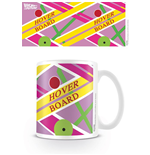 Back to the Future Mug Hoverboard