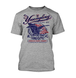 Men's YUENGLING Grey Flag T-Shirt