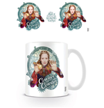 Alice Through the Looking Glass Mug Curiouser