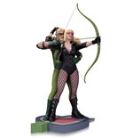 DC Comics Statue Green Arrow & Black Canary 30 cm