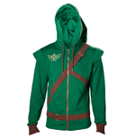 The Legend of Zelda Hooded Sweater Link Cosplay