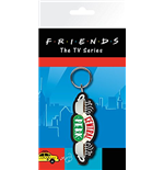 Friends Rubber Keychain - Central Perk