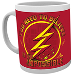 Dc Comics Mug - Flash - Believe