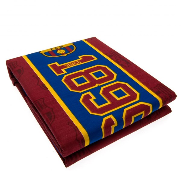 F.C. Barcelona Double Duvet Set ES