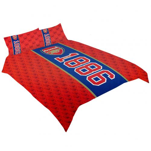 Arsenal F.C. Double Duvet Set ES