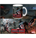 Captain America Civil War Mug Final Battle
