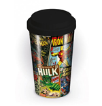Marvel Comics Travel Mug Covers