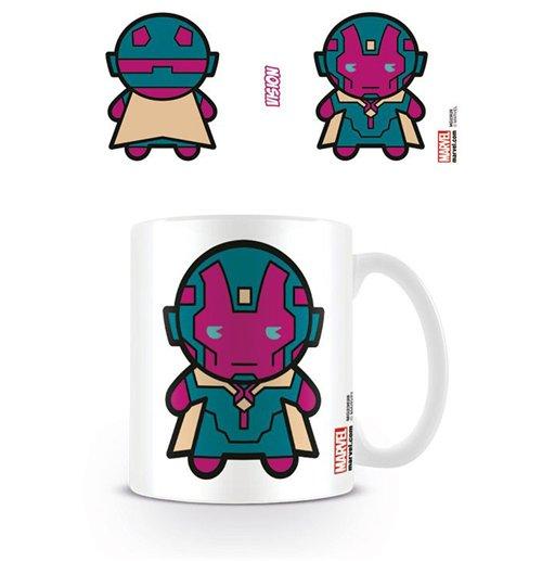 Marvel Comics Mug Kawaii Vision