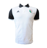 2016-2017 Legia Warsaw Adidas Cotton Polo Shirt (White)