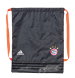 2016-2017 Bayern Munich Adidas Gym Bag (Solid Grey)