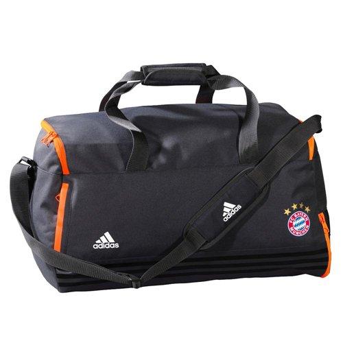Buy Official 2016-2017 Bayern Munich Adidas Team Bag (Solid Grey) c5dc99024ce4d