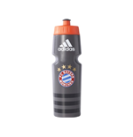 2016-2017 Bayern Munich Adidas Water Bottle (Granite)