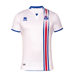 2016-2017 Iceland Away Errea Football Shirt