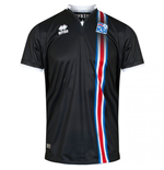 2016-2017 Iceland Third Errea Football Shirt