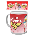 Wonder Woman Mug - Wonder Mum